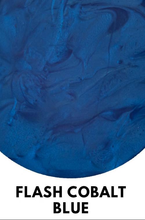 Flash colbalt blue